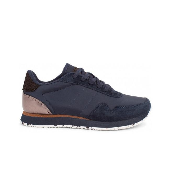 WODEN woden nora III  wl163-010 navy dames sneaker