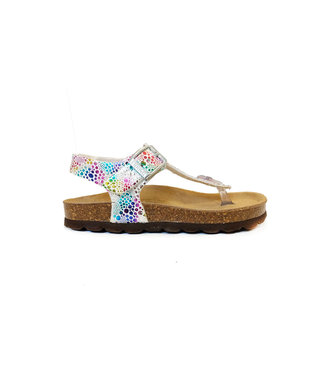 KIPLING kipling nadia1 meisjes teen-sandaal 12065416-000 mix mt.24- 29