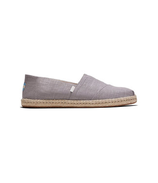 TOMS Toms Morning Dove Linen/Rope 10014985 instap