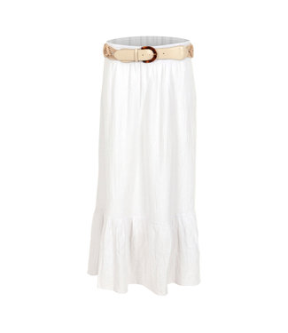 MAICAZZ Maicazz rok Obibi white SU20.50.003 (zonder riem)