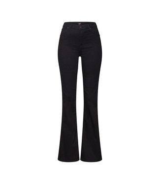 LEE Lee jeans dames flare Breese black 44KC910