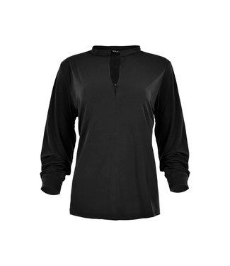 MAICAZZ Maicazz polly blouse dames black FA20.20.007