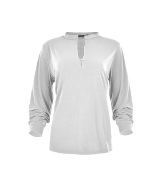 MAICAZZ Maicazz polly blouse dames off white FA20.20.007