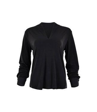MAICAZZ Maicazz prissy blouse dames black FA20.20.001