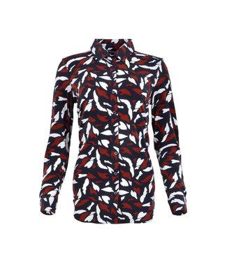 MAICAZZ Maicazz garbi blouse FA20.20.008 brick pimple