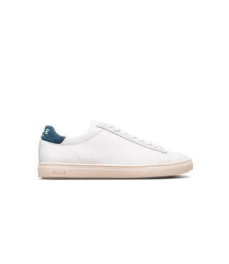 CLAE Clae  Bradley white leather  CL20CBR02