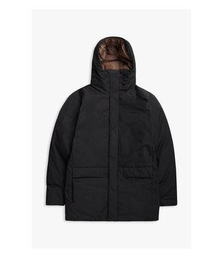 WOODBIRD Woodbird Harix parka jacket 2036-911 black