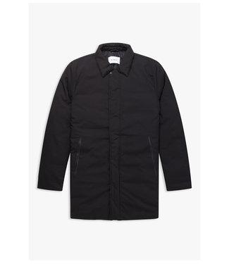 WOODBIRD Woodbird Cloog mac coat 2063-908 black
