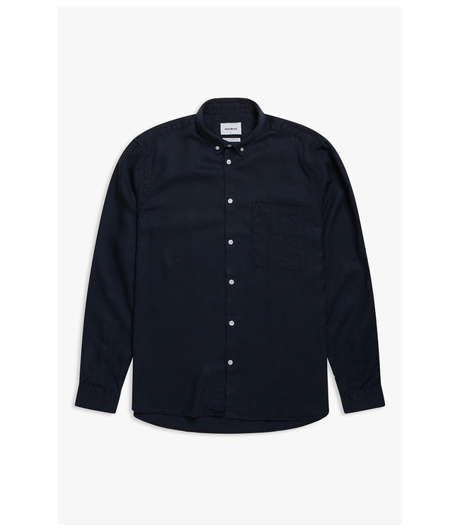 WOODBIRD Woodbird sike shirt 2036-706 navy