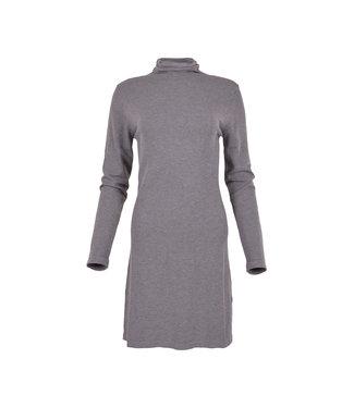 MAICAZZ Maicazz Penelope jurk grey melange FA20.40.005