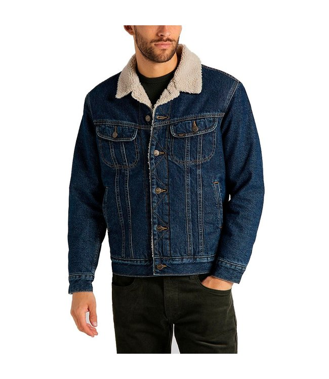 LEE lee sherpa jacket regular 13KCA62
