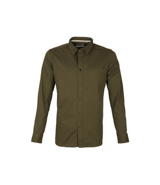 ANERKJENDT Anerkjendt Aklenny twil shirt 9520009 cypress