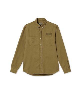 FORET Foret Bear shirt olive F037