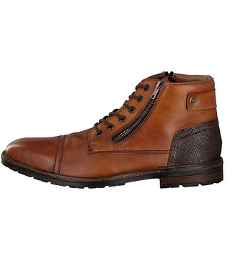 RIEKER Rieker F1340-22 heren enkellaars brown         1   bruin 1037