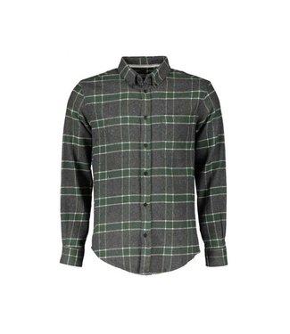 ANERKJENDT Anerkjendt AKLOUIS check shirt 0526M grey