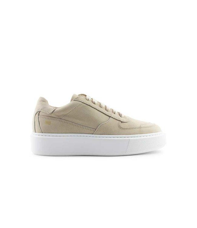 DEABUSED Debased  Sneaker Nobuck Sand 7713 2 Sand 2001