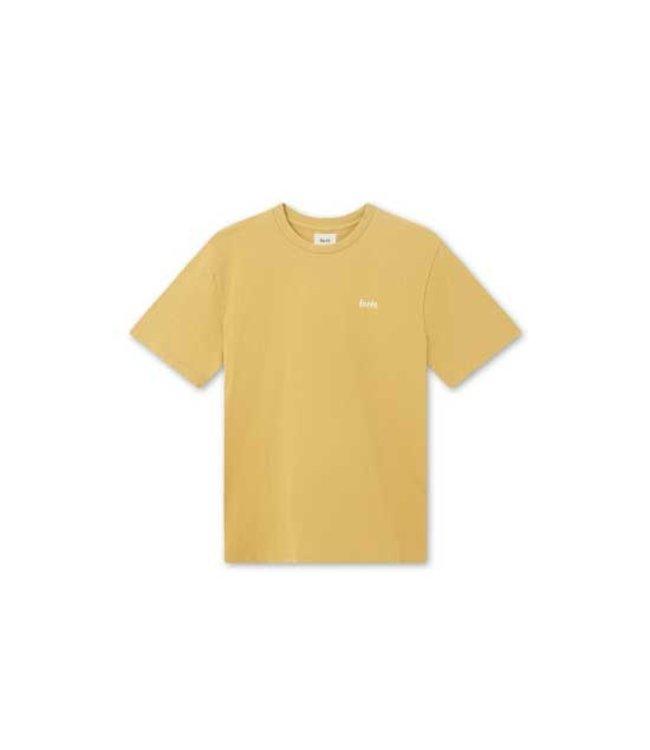 FORET Forét Air T-shirt F150 Ochre