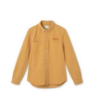 FORET Forét Bear Shirt F037 Ochre