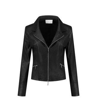 HELENA HART HELENA HART zipper biker 7288 zwart