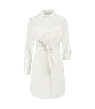 PARA MI PARA MI sammy dress 003 - off white  SS211.005164 COLOR DENIM