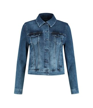 PARA MI PARA MI  mae jacket SS211.022160 D65-cloudy blue
