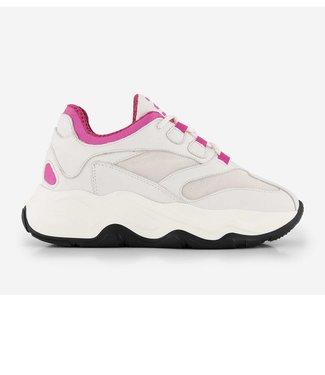 NIKKIE NIKKIE BLIX SNEAKER N 9-754 2102 white pink
