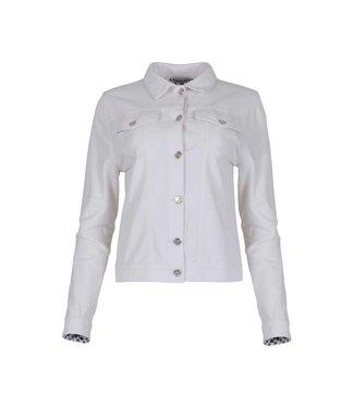 MAICAZZ Maicazz Seresa jacket SU21.10.001 off white