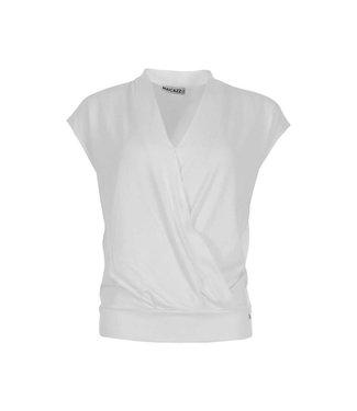 MAICAZZ Maicazz Tabitha top SU21.60.003 off white