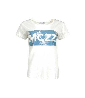 MAICAZZ Maicazz Terri t shirt SU21.75.005 palm sea green