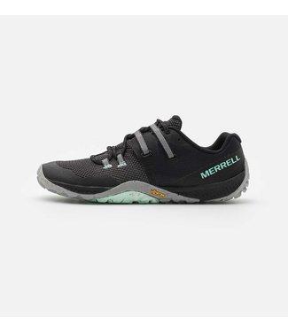 MERRELL Merrell trail glove 6 women J135384 black