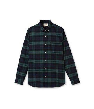 FORET Foret hornet shirt blue F615
