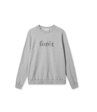 FORET Foret spruce sweatshirt grey F009