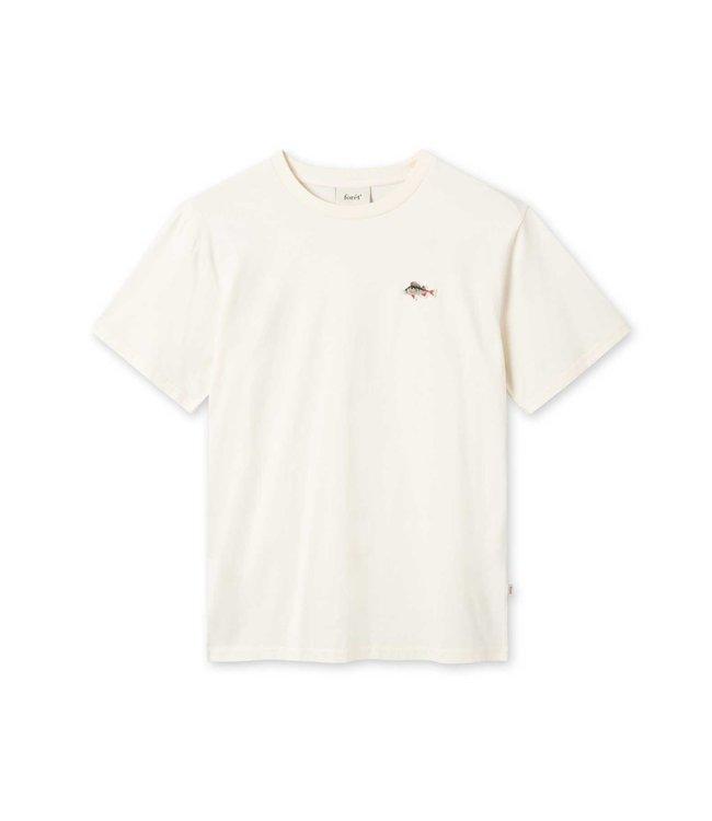 FORET Foret fish t-shirt F107 cloud