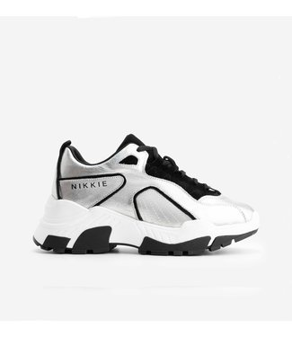 NIKKIE Nikkie N9-205 2105 Pia Sneaker Silver