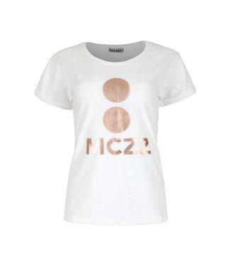 MAICAZZ Maicazz Velarie - T shirt FA21.75.004 off white