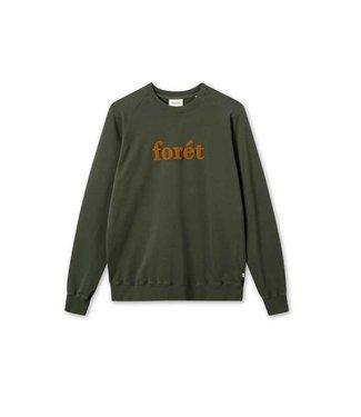 FORET Foret Spruce Sweatshirt F009 Deep Forest/Rubber
