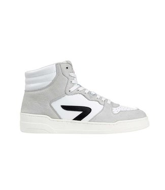 HUB Hub Footwear court-z high M5902L70-L10-346 white black