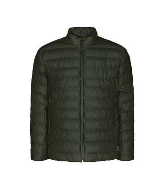 RAINS Rains trekker jacket green 1543