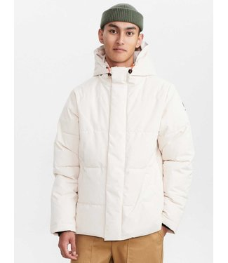 ANERKJENDT Anerkjendt akmads padded jacket crystal grey 900476