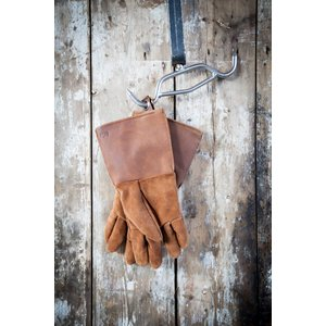 Brût Home Industrials Oven gloves brown leather