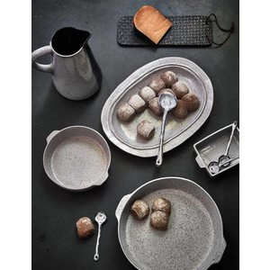 HKliving HKliving Servierlöffel Keramik