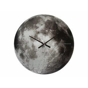 "Karlsson Wall clock ""Moon"" Ø60cm"