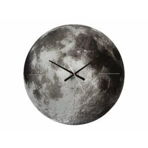 """Karlsson Wandklok """"Moon"""" Ø60cm"""