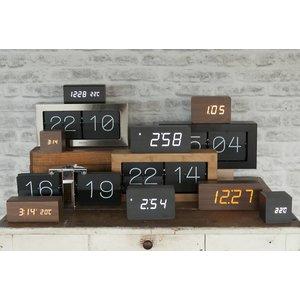 "Karlsson Karlsson Table Clock / Alarm Clock ""Square"""