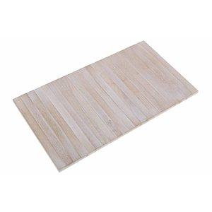 WOOOD Armrest Flexible Oak Whitewash - M