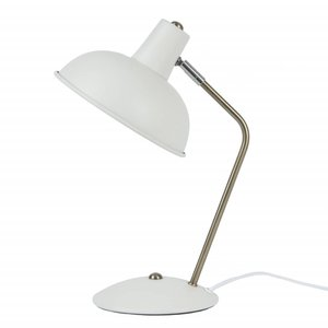 Leitmotiv Table lamp Hood matt white