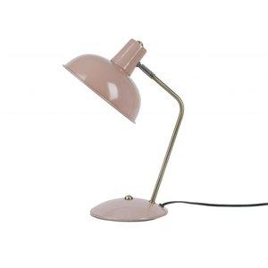 Leitmotiv Tafellamp Hood roze