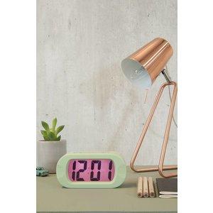 """Leitmotiv Leitmotiv Tafellamp """"Z"""" koper satijn afwerking"""