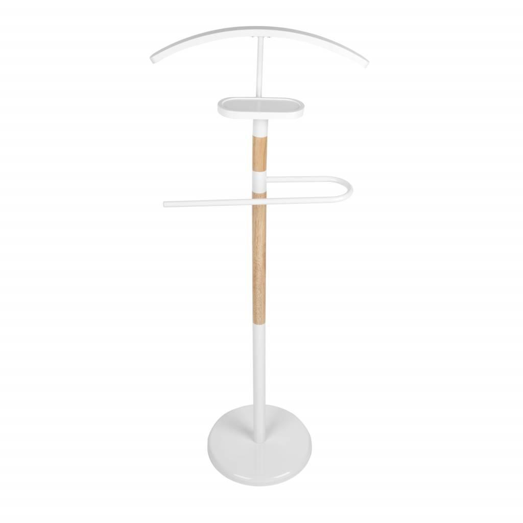 One Size Leitmotiv Umbrella Home Accessories Stand Black Steel