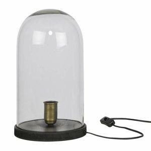 BePureHome Vertuschung Tischlampe Stolp Black